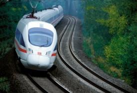 Reisen mit der Deutschen Bahn