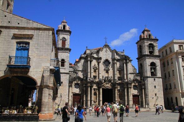 Kathedrale von Havanna