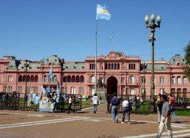 Casa Rosada - Der Rosa Palast
