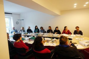 Intensive Seminararbeit beim Praxisgründungsseminar 2017 in Köln