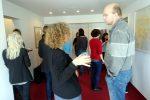 In Pausengesprächen wird über das Gehörte debattiert | Praxisgründungsseminar 2017 in Köln
