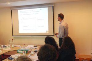 Vortrag über die Steuerproblematik beim Praxisgründungsseminar 2017 in Köln