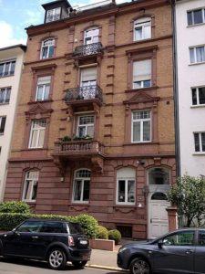Da, wo alles begann - Frankfurt/Main