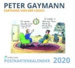 """Postkartenkalender """"Psychologie"""" 2020 von Peter Gaymann"""